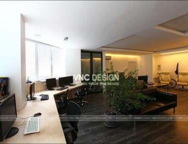 Thiết kế nội thất Văn phòng Terumo Vietnam