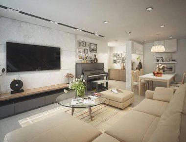 Báo giá thiết kế chung cư