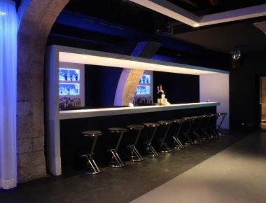 Thiết kế quán bar ZERO Club