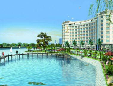 Sông Cầu Plaza Hotel – Thái Nguyên