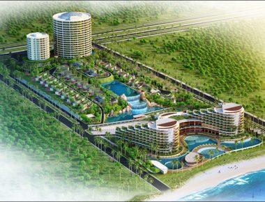 Thiết kế khu phức hợp tại Khánh Hòa