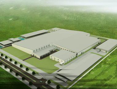 Thiết kế nhà máy HOYA Nhật Bản