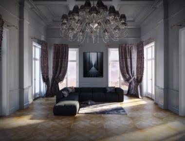 Thiết kế nội thất nhà biệt thự Ciputra Tây Hồ