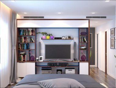 Thiết kế nội thất biệt thự 500m2 tại bán đảo Linh Đàm, Hoàng Mai, Hà Nội