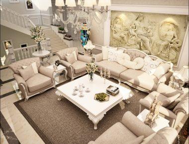 Thiết kế nội thất biệt thự Vinhomes Riverside 250m2