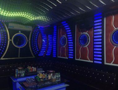 Thiết kế Karaoke Venus Đô Lương