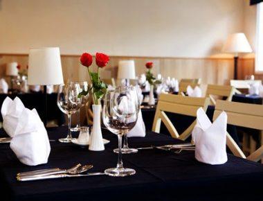 Thiết kế nội thất nhà hàng Phong cách Châu Âu