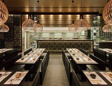 Thiết kế nội thất nhà hàng Phong cách Hàn Quốc