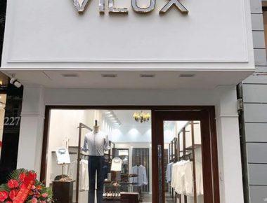 Thiết kế Shop Thời Trang VILUX