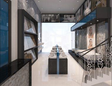 Thiết kế Showroom thiết bị vệ sinh nhập khẩu