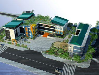 Thiết kế trường mầm non quốc tế Việt Mỹ