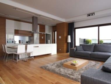 Thiết kế thi công nội thất Chung Cư DolPhil Plaza