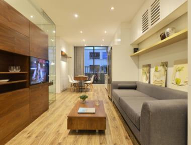 Thiết kế nội thất Chung Cư Golden WeskLake
