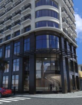 Thiết kế Khách sạn Legency Hotel