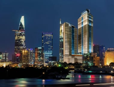 Thiết kế Khách sạn Sài Gòn Mê Linh Tower