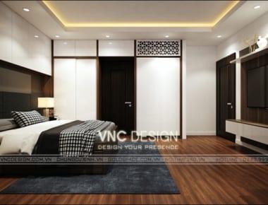Thiết kế nội thất căn hộ chung cư An Bình City căn hộ 3 phòng ngủ diện tích 114.5 m2
