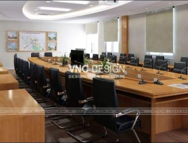 Thiết kế nội thất văn phòng BSE Việt Nam