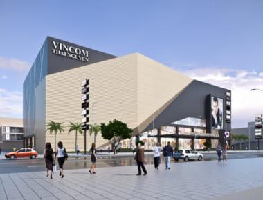 Trung tâm thương mại VINCOM Thái Nguyên