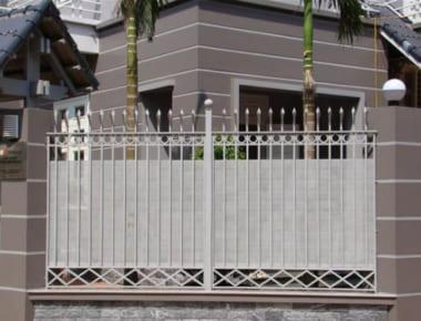 Báo giá làm hàng rào sắt giá rẻ tại Việt Nam