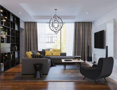 Tổng hợp các mẫu thiết kế nội thất chung cư hiện đại đẹp tiện lợi