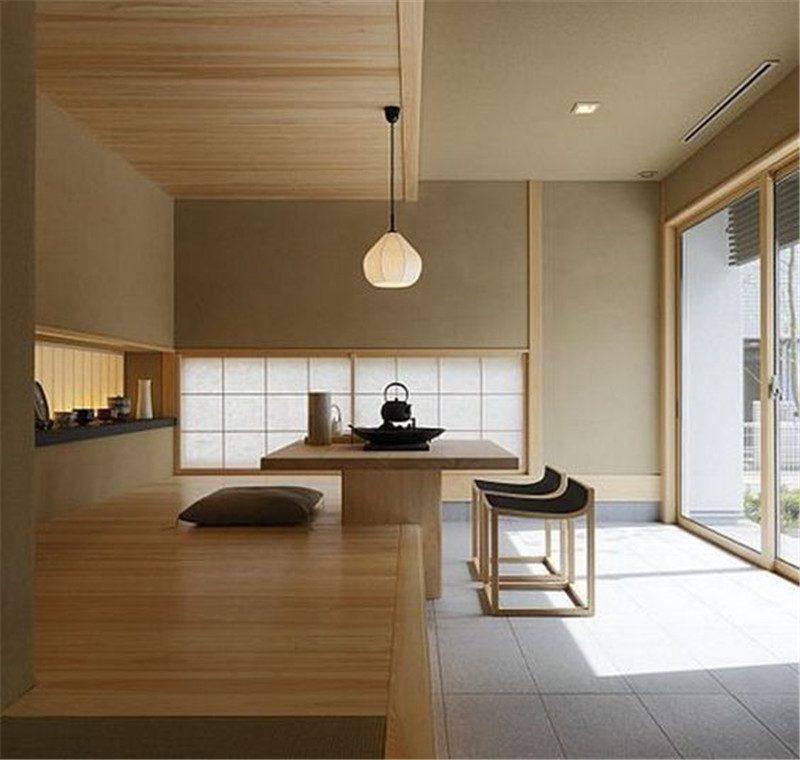 Mẫu 9 - Thiết kế bàn bán ngồi bệt độc đáo